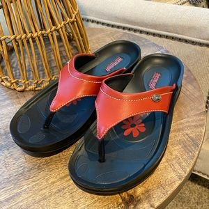 Aerosoft Arch Support Sandals
